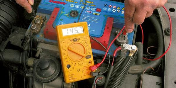 Multimeter Maintenance